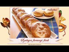 Meluska házi sütödéje - Tanulj velem sütni!: Hogyan készül a szalagos, farsangi fánk?
