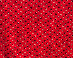 1 1/2 Vintage Yards of Cotton Calico Print by CosmosCoolSupplies, $8.70