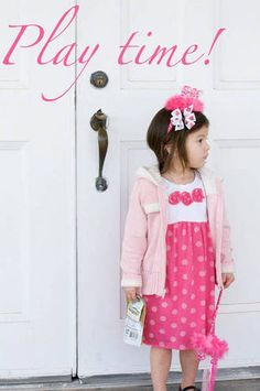 Quick and Easy Playdress! (TUTORIAL) - CLOTHING.  Reconstructed tshirt and jersey fabric.~that dress is adorable!!