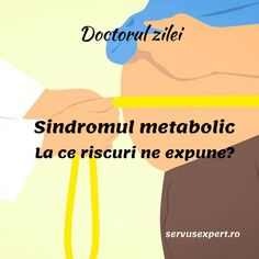 Sindrom metabolic. Risc crescut de hipertensiune, diabet, cancer Metabolism, Diabetes, Cancer, Health, Health Care, Salud
