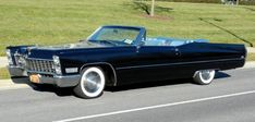 1967 Cadillac Deville Convertible Vintage Auto, Vintage Cars, Convertible, Cadillac Ct6, Car Colors, All Cars, Car Parking, Cars And Motorcycles, Motorbikes