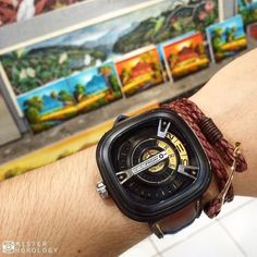Rolex- Visiting art shop in Bali! #misterhorology @sevenfriday @watchanish - via http://ift.tt/1nDrqv2