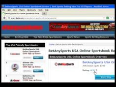 BetAnySports Bonuscode EVBETS & USA Sports Betting Site Review Online Casino Reviews, Usa Sports, Casino Sites, Latest Sports News, Sports Betting, Home Jobs, Ads, Video Game, Live