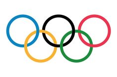 The Olympics logo employs uniform connectedness and similarity to create a unified gestalt. Each ring in the logo is a different color which creates visual tension. Very appropriate for an organization that invites different nations to compete in the context of celebrating the beautiful intersection of difference and commonality.