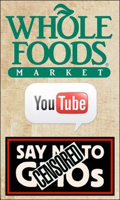 Pressured to take down the video, Whole Foods Censors GMO Expose