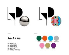 LYDO Graphic Profile | #melvaeroglien - See more of our #design work at → m-l.no