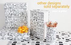 wrapping+paper+printable+kawaii