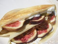 ... Crepes on Pinterest | Crepes, Recipe for crepes and Crepe recipes
