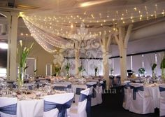 Wedding Reception Lighting | Wedding Reception Ceiling Lights Pictures
