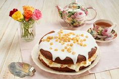 Backrezept für Ingwertorte (Ginger Cake)