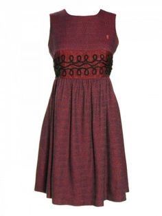 Roberta di Camerino Tweed Dress