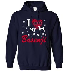 Basenji T-Shirts, Hoodies. ADD TO CART ==► https://www.sunfrog.com/Pets/Basenji-2986-NavyBlue-Hoodie.html?id=41382