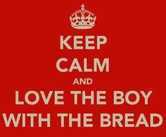 Peeta Mellark <3 ahhh, watching the movie right now... :)