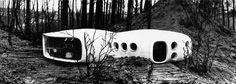 The Vault Of The Atomic Space Age — elarafritzenwalden: The Spheroid, 1967 Guy de...