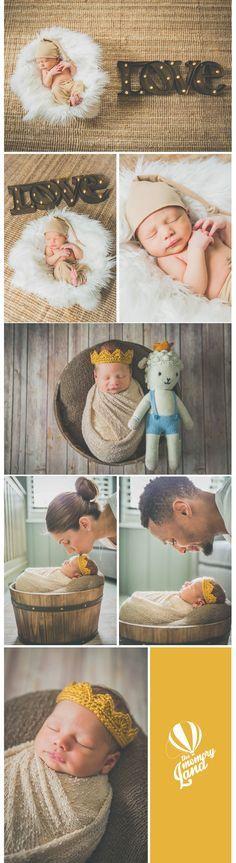 Newborn. Parents. Fa