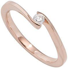 Dreambase Damen-Ring W SI wesselton 14 Karat (585) Rotgol... https://www.amazon.de/dp/B0147RQNKC/?m=A37R2BYHN7XPNV