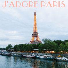 Paris est une Fête! — I love Paris.