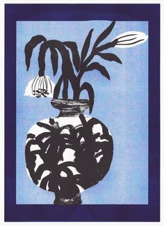 Risograph Print by Joe Rogers