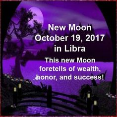 The New Moon on Thursday the of October 2017 is in Libra. This New Moon foretells of wealth, honor, and success. So be prepared for positive things comin Positive Things, Positive Words, Positive Thoughts, Positive Quotes, Think And Grow Rich, New Moon, Nice To Meet, Love And Light, Success Quotes