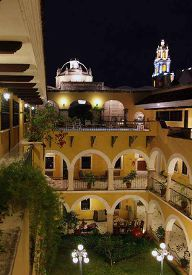 Best places to stay in Mérida