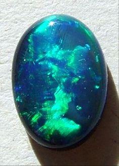 Opals On Black Solid Black Opal..