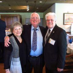 Keith Bankwitz, Paul and Fonda Thomas