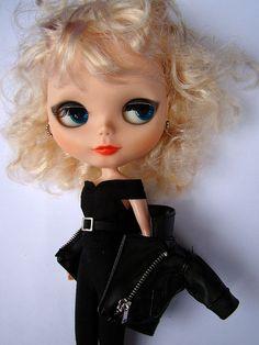 Olivia Newton John Blythe Doll