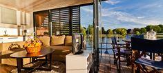 Lounge-Floß Berlin - Die schönsten Location direkt am Wasser#location #am #wasser #draußen#sommer #outdoor #event #inc #veranstalten #romantisch