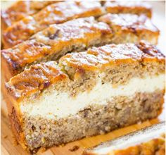 Banana bread is delicious. Fact. Cream cheese is delicious. Fact. A dish combining the two results in a tasty treat that the whole family will think is delicious. I have always liked banana bread but when I came across this recipe incorporating soft cream cheese, it was a revelation! The layer of cream cheese makes …