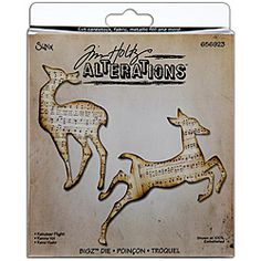 @Overstock - This Sizzix Bigz Shot 'Reindeer Flight' die is designed for use in arts, crafts and other design hobbies. This die cut can be used with various materials, including cardstock, chipboard, fabric, foam, magnets, leather, metallic foils, paper, and others.http://www.overstock.com/Crafts-Sewing/Sizzix-Bigz-Big-Shot-Reindeer-Flight-Die/5636577/product.html?CID=214117 $15.82