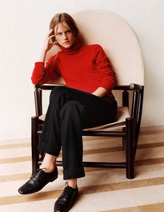 It's on the cover of Vogue, in the Christophe Lemaire collection for Uniqlo (the former Hermes designer will be hitting the high street in October) and the colour of the J.Crew Regent blazer I'm su...