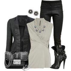 Spring Fashion Show Contest - Rick Owens, created by jackaford-bittick on Polyvore