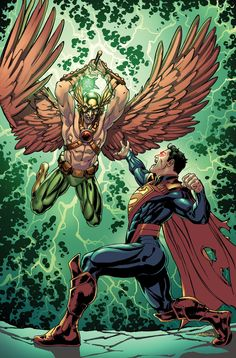 Injustice: Gods Among Us: Year Five #15 - David Yardin
