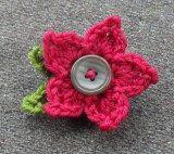 Pointy Petal Flower | Crochet with Raymond