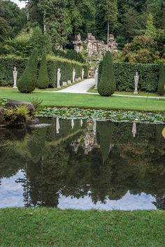 Chatsworth House and Gardens, Derbyshire, England