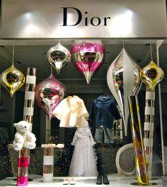 Noel à Paris - Dior Kids