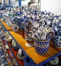 Save Money and Know Your Polish Pottery Categories