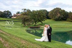 Beautiful lakeside wedding portrait by 205 Photography, at Montaluce Windery