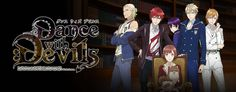 """Magic and Passion Clash in """"Dance with Devils-Fortuna-"""" Trailer"""