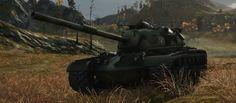 Wierzchołek drzewa: M48A1 Patton | Oferty specjalne | World of Tanks