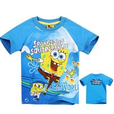 Check out  Spongebob Squarepants Design T Shirt for $12.90. Get it on Shopee now! http://shopee.sg/djshop/14904216 #ShopeeSG