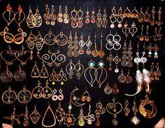 ~ JEWELRY MAKING IDEAS ~ Earrings