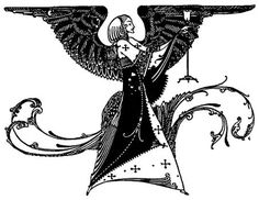 Grandma's Graphics: Harry Clarke - Faust by Johann Wolfgang von Goethe