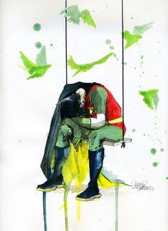 Depressive Robin
