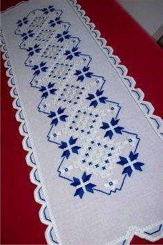 Resultado de imagen para manteles bordados hardanger