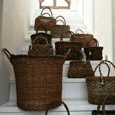Japanese basket -kago bag <3 ~lisa, pic(c)*