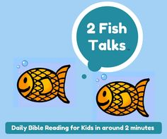 Get daily, 2-minute Bible stories on both YouTube and/or FaceBook (for free) that will walk your children through the Bible in a year.