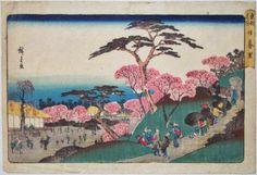 Popular Ukiyo-e prints Katshusika