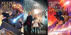 keeper of the lost cities - Google Search