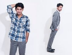 reza rahadian - watch his astonishing performance in broken hearts and perahu kertas Reza Rahadian, Style Me, Button Down Shirt, Hearts, Men Casual, Actresses, Artists, Actors, Watch
